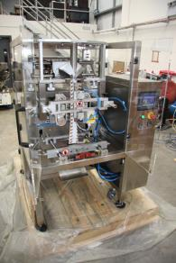 Multipak Super 240: Basic VFFS Bagging Machine