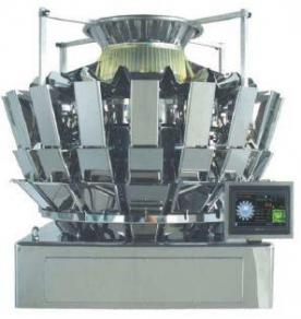 Multipak Supernova: High Speed / Mix / Split Multihead Weigher