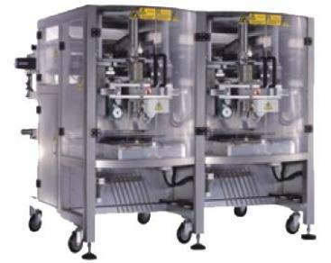 Multipak Lightning Storm: High Speed Twin VFFS Bagging Machine
