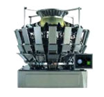High Speed / Mix / Split Weighing Machine: 16 Head Mix / Split Multihead Weigher