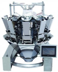 Multipak Nebula: Standard Multihead Weigher