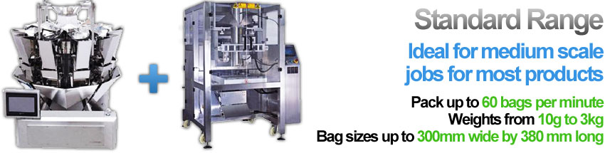Standard Machinery Range