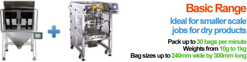 Basic Machinery Range